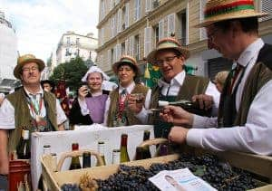 Wine Tasting In Paris - Montmartre's Harvest Festival