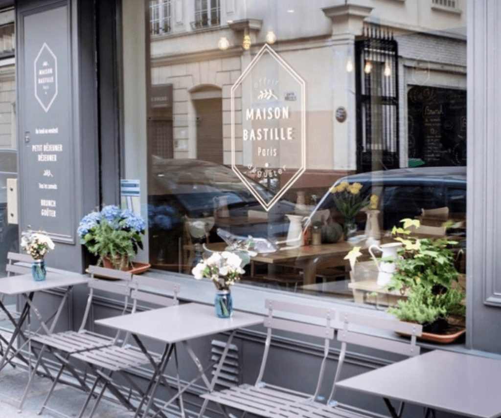 Gluten Free Paris Restaurants & Cafe Guide - Maison Bastille