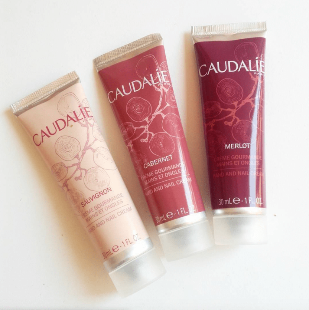 Paris Beauty Products Shopping - Caudalie's Hand & Nail Cream