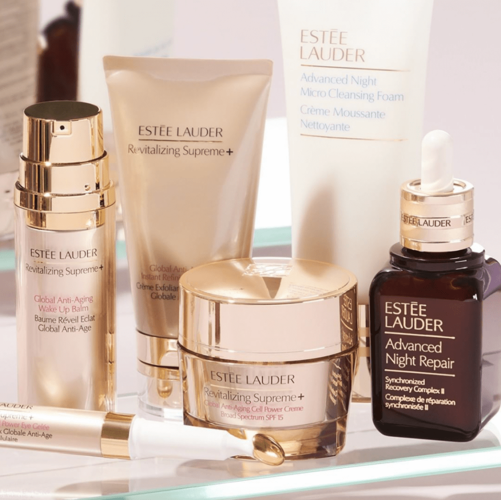 Paris Beauty Products Shopping - ESTÉE LAUDER AT GALERIES LAFAYETTE