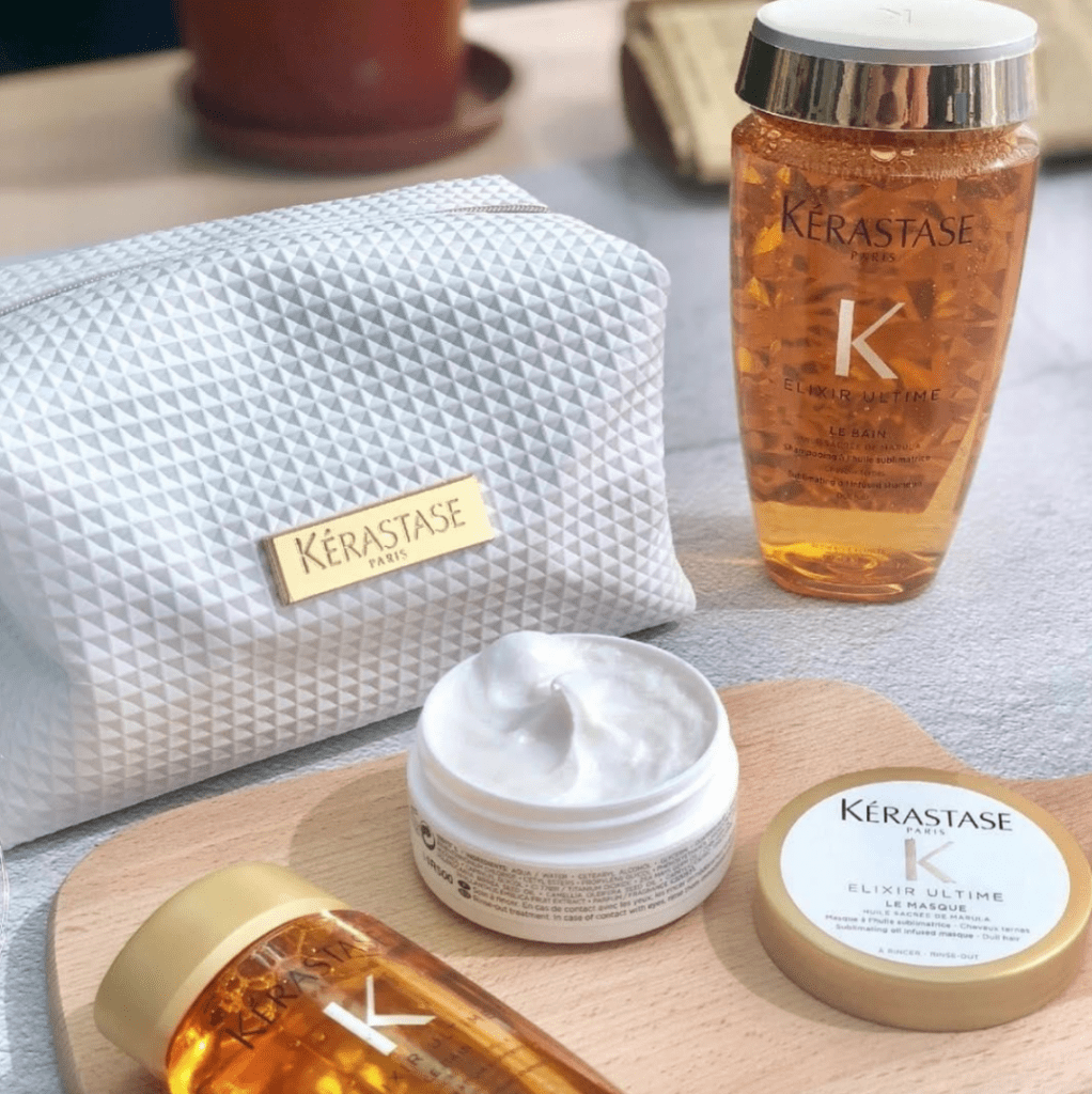 Paris Beauty Products Shopping - Kerastase Products