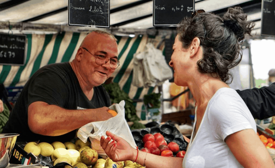 Paris Top Foodie Guide On Sunday Open - Marche Bastille