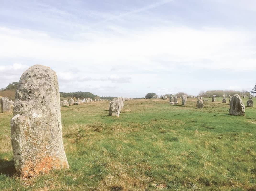 3 Days In Brittany - The Megaliths of Carnac