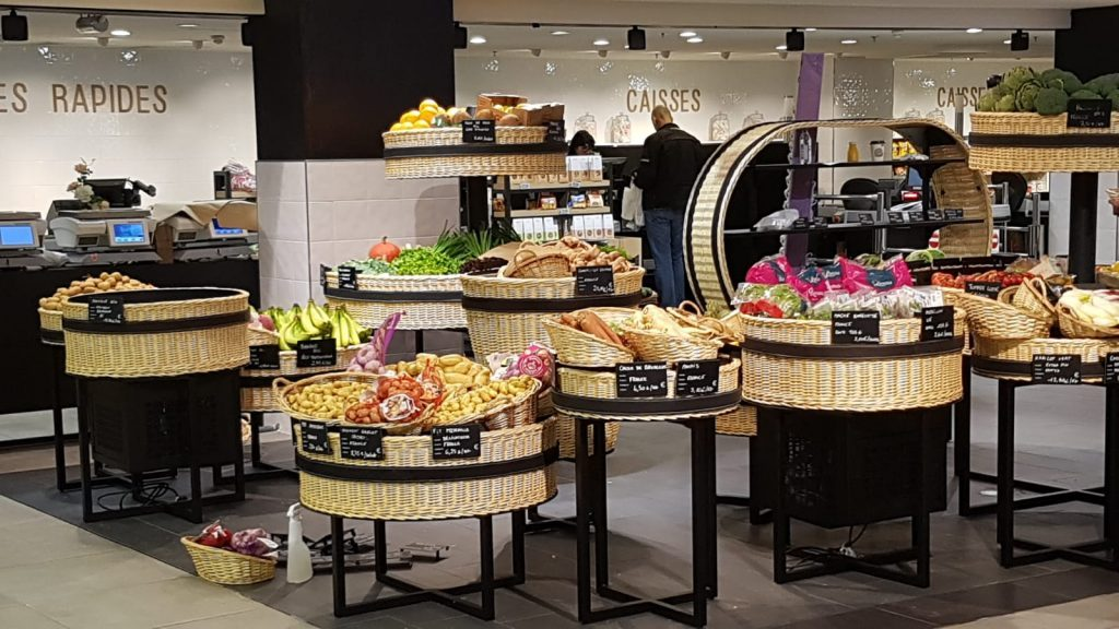 Maison Colom at Galeries Lafayette Gourmet