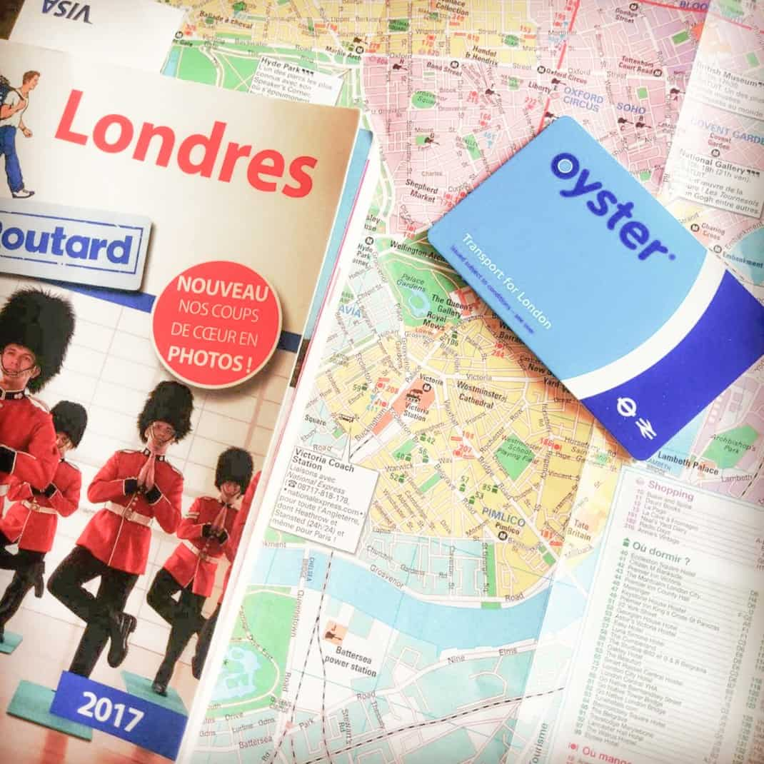 Getting Around London: Public Transport - Oyster Card Tourist Pass