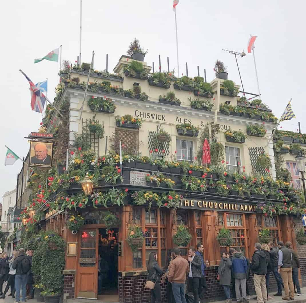 Pubs ingleses