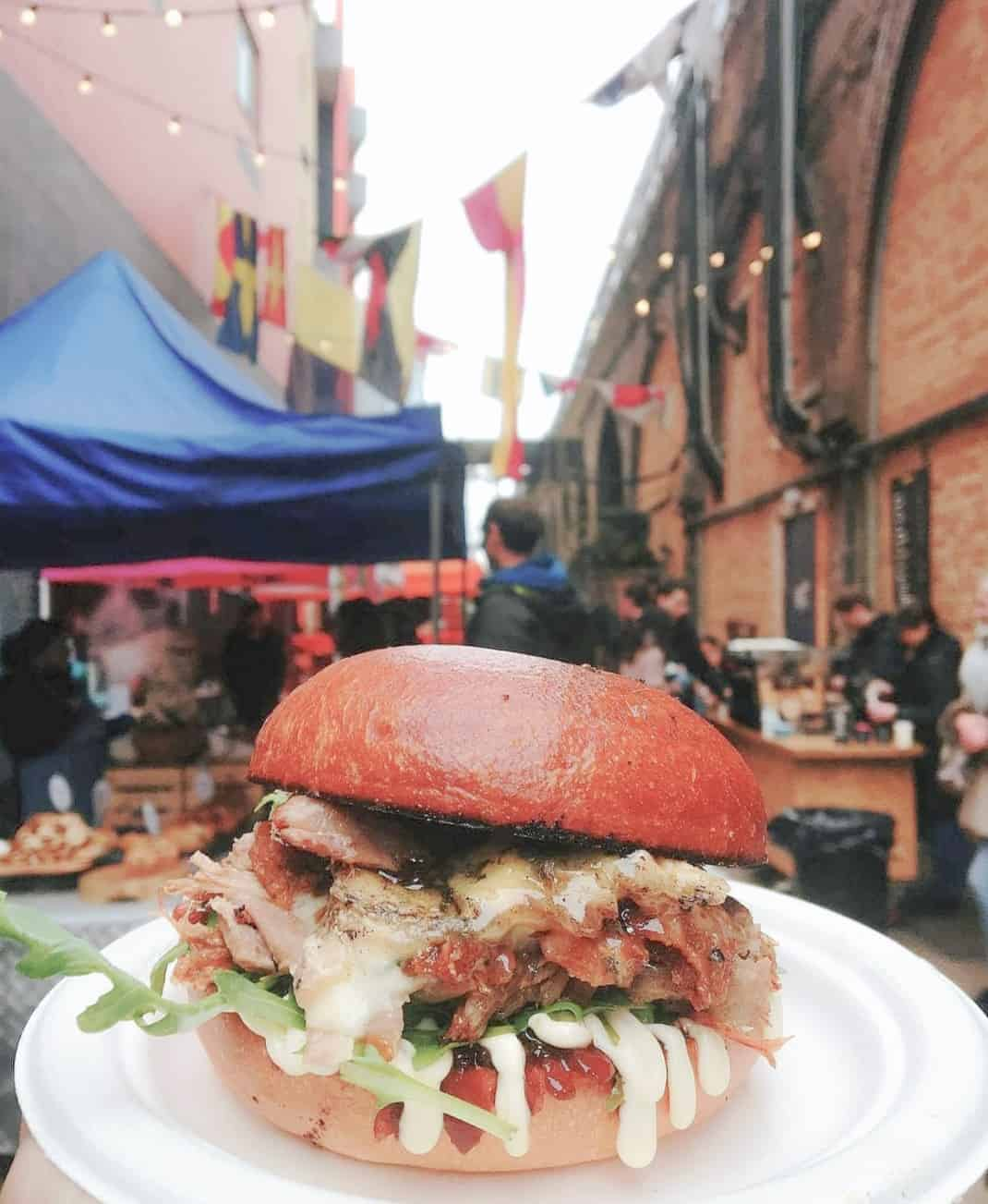 What To Eat In London - London Street Food