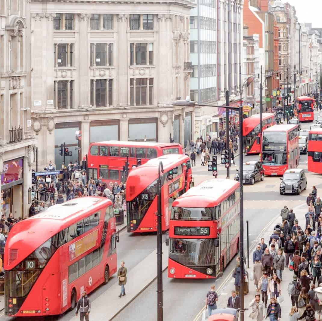 The Best Shopping In London - Oxford Street Shopping