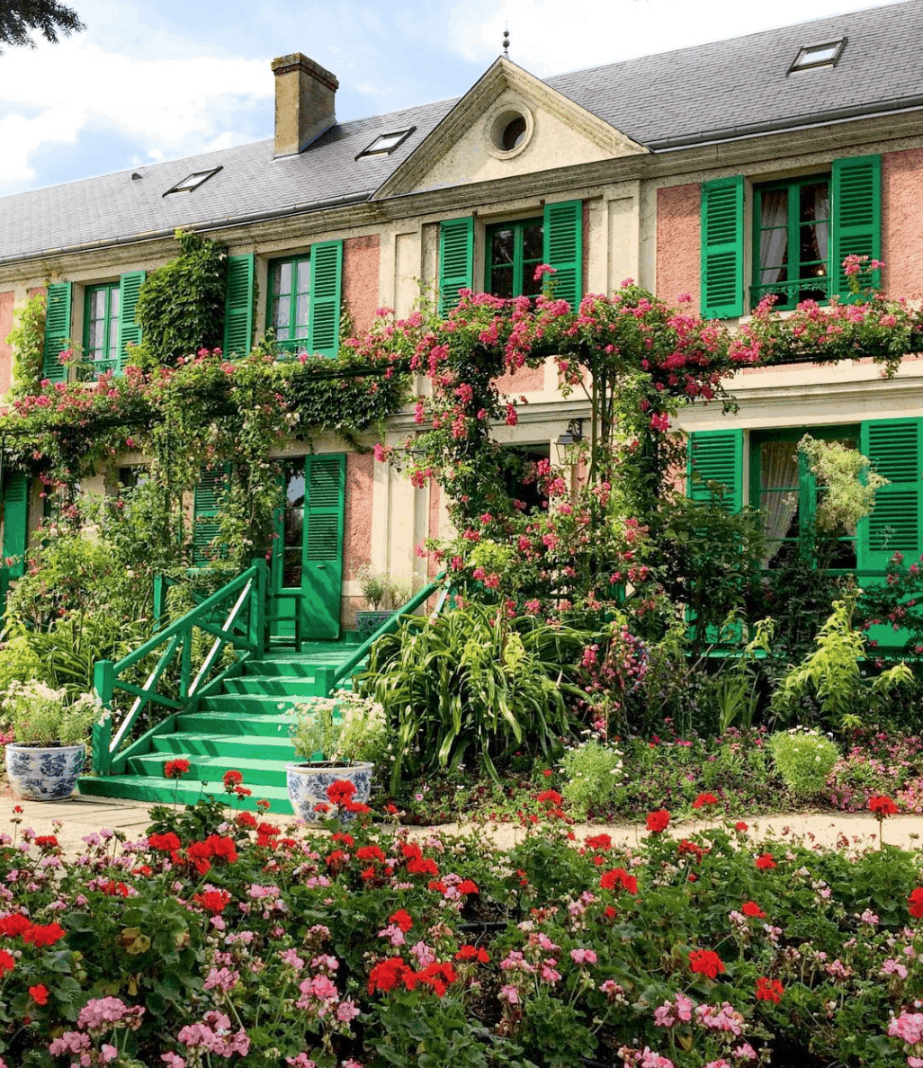 Paris To Giverny Day Trip - Claude Monet's house and gardens