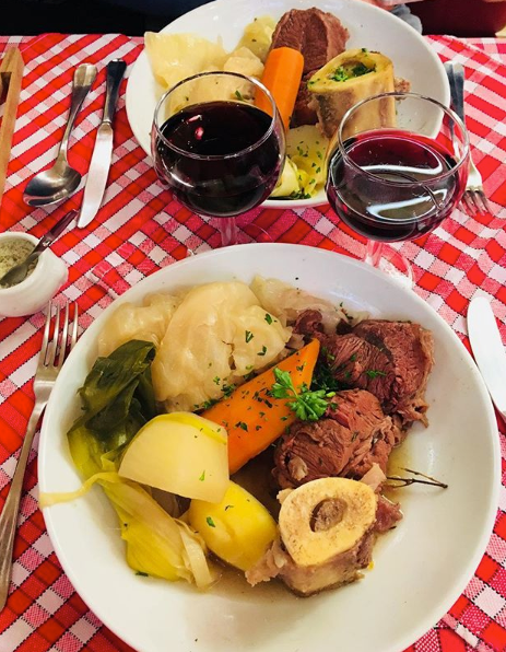 French Food in Paris - Pot au Feu