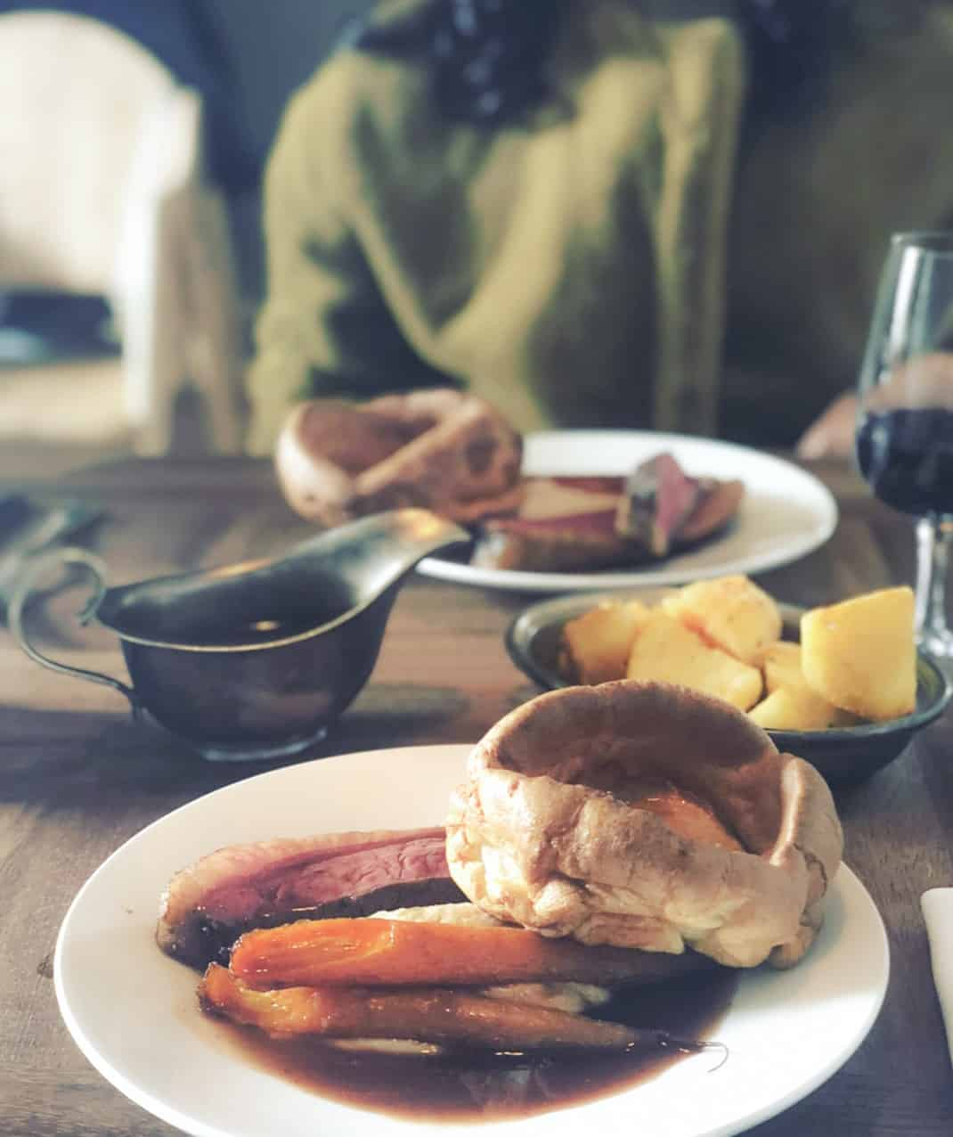 What To Eat In London - Traditional Sunday Roast London