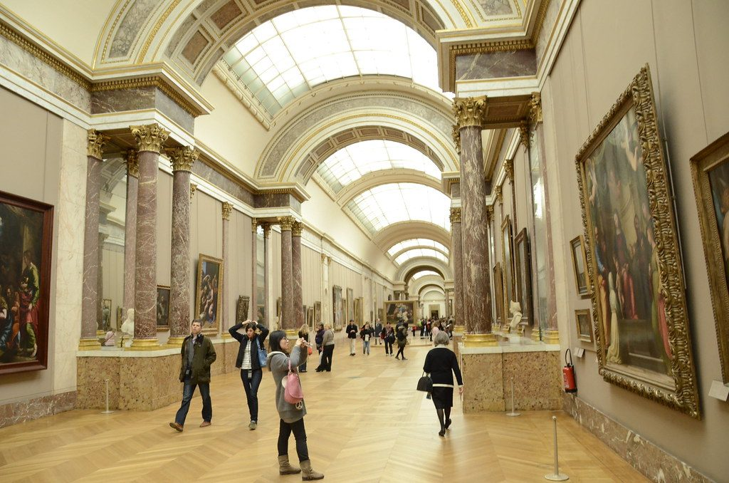 what to see at the Louvre: The Denon Wing