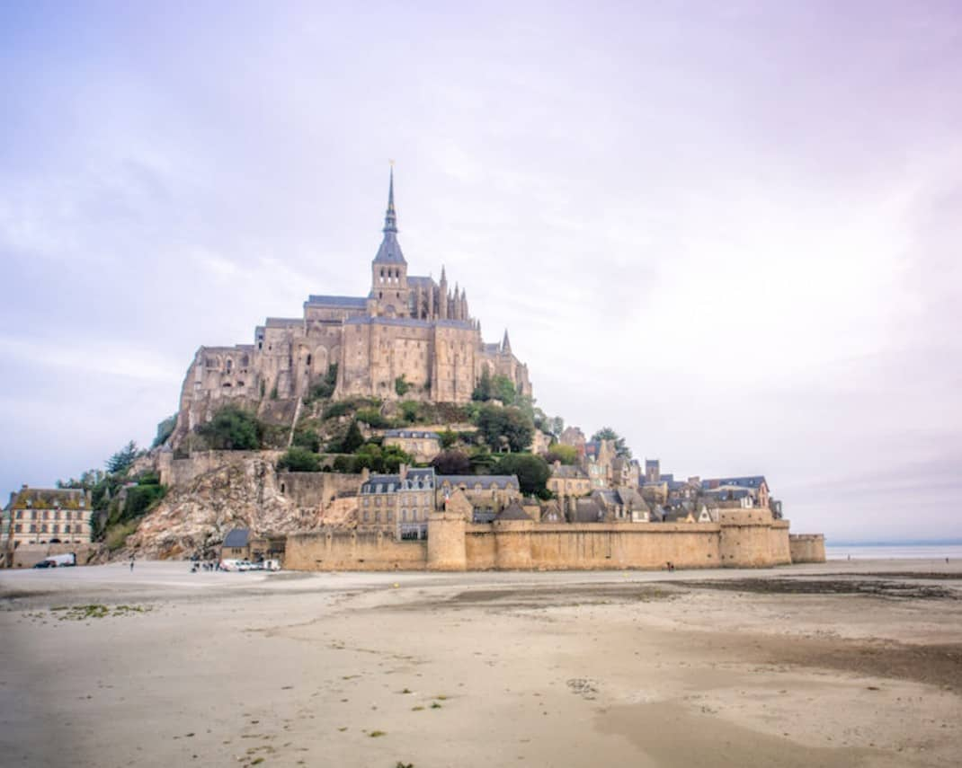 3 Days In Brittany - Mont Saint Michel