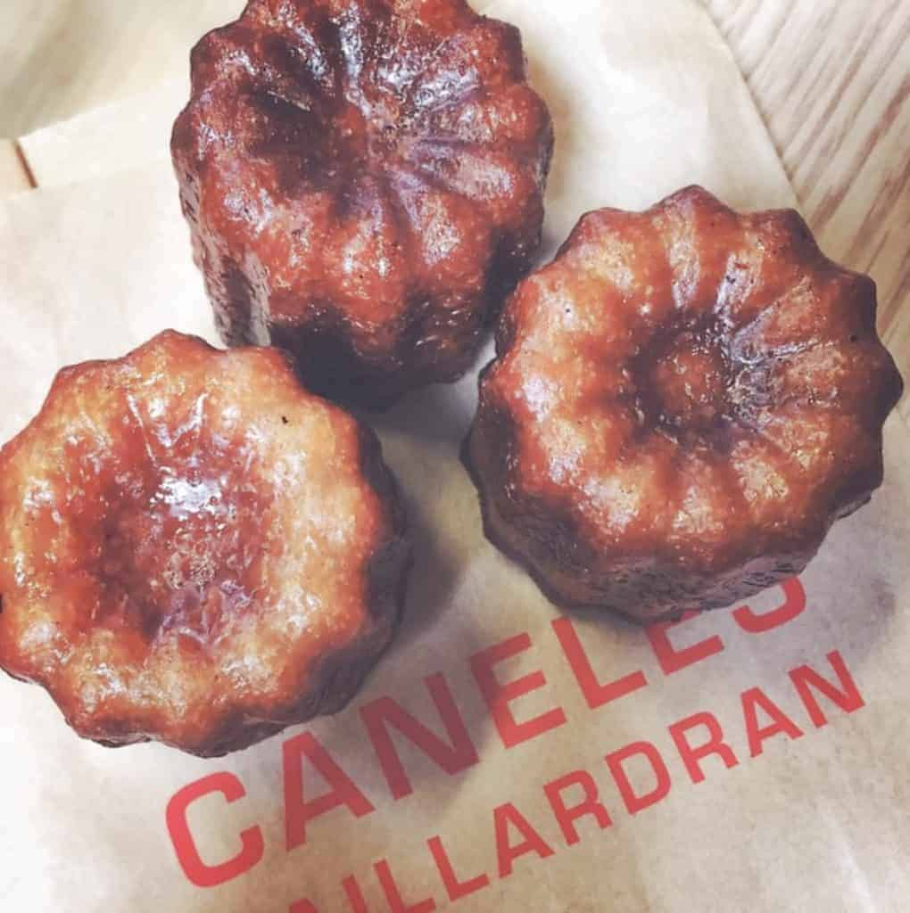 What To Eat In The Bordeaux Area - CANELÉS