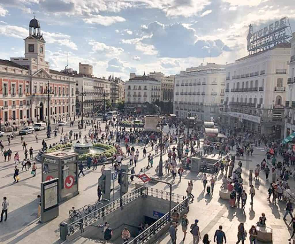 Day Trip To Madrid - Travel Guide For Madrid itinerary
