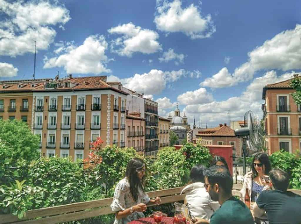 3 Days In Madrid - LEGENDARY BARS AND RESTAURANTS