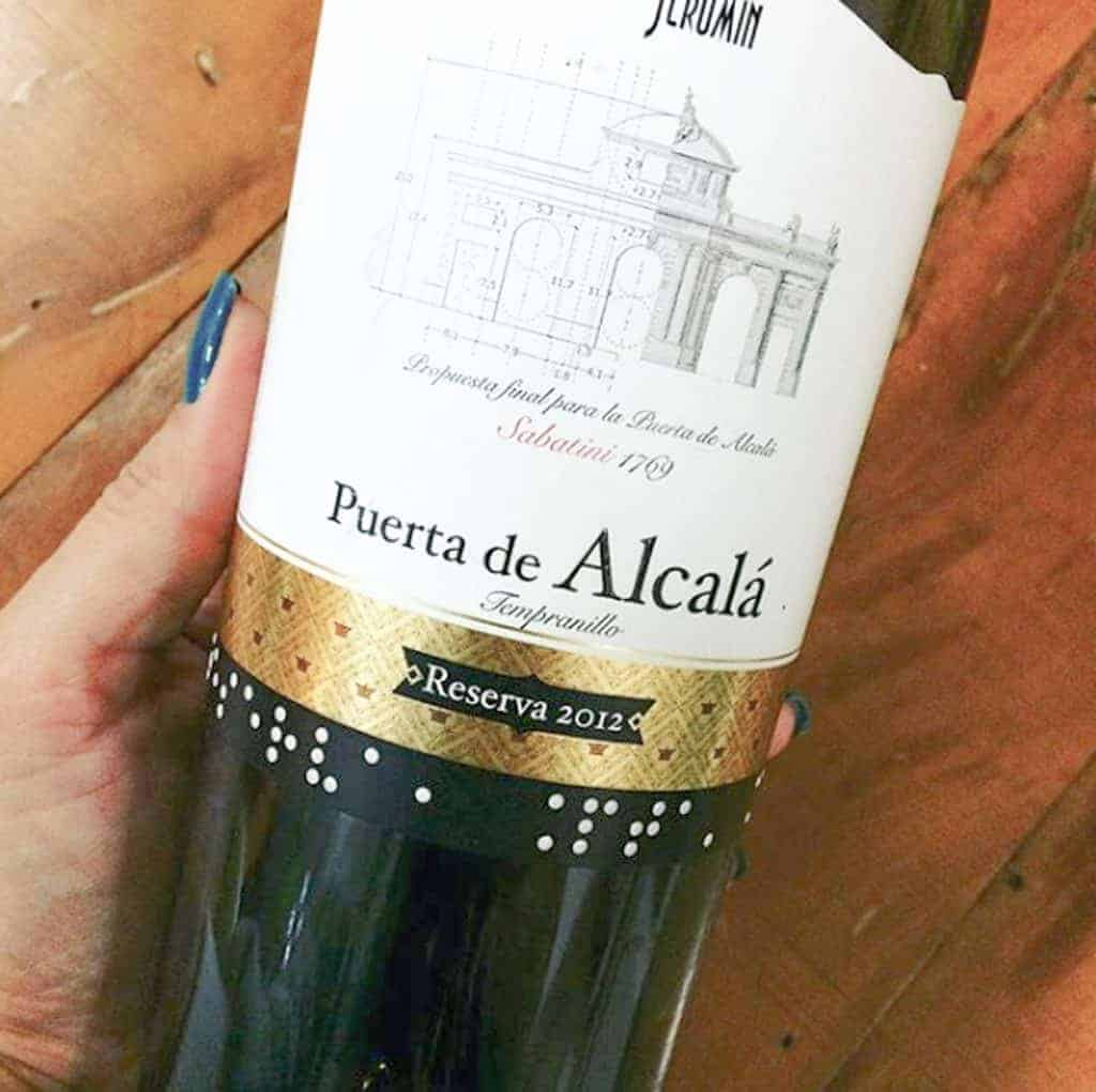 What To Eat In Madrid - 'Puerta de Alcalá' and Puerta del Sol Wines