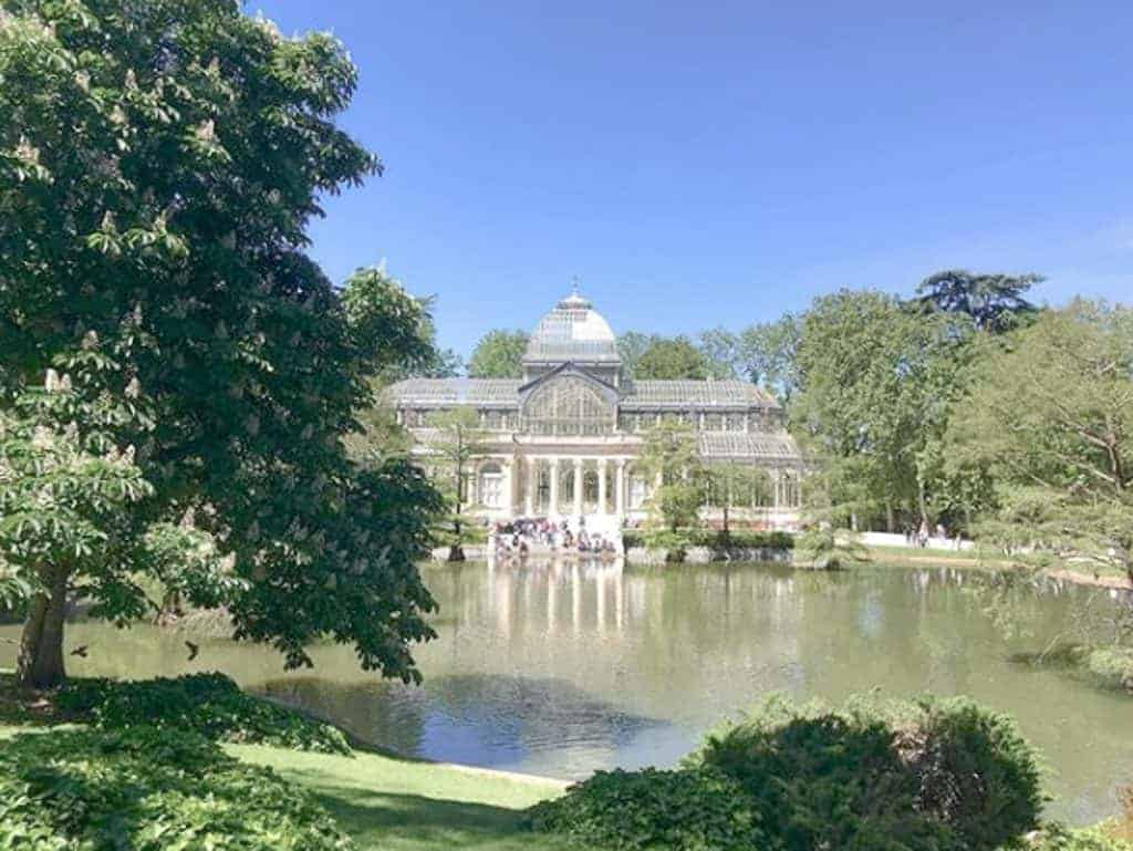 2 Days In Madrid - PARQUE DEL BUEN RETIRO