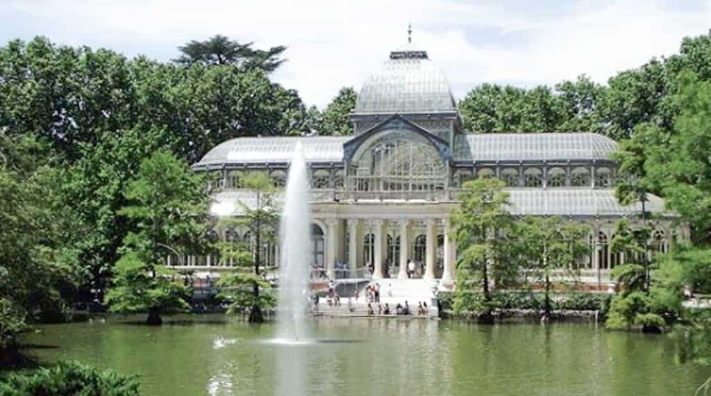 Day Trip To Madrid - PARQUE DEL BUEN RETIRO