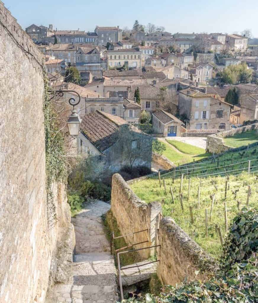 Where To Stay In Bordeaux Area -   Saint Emilion