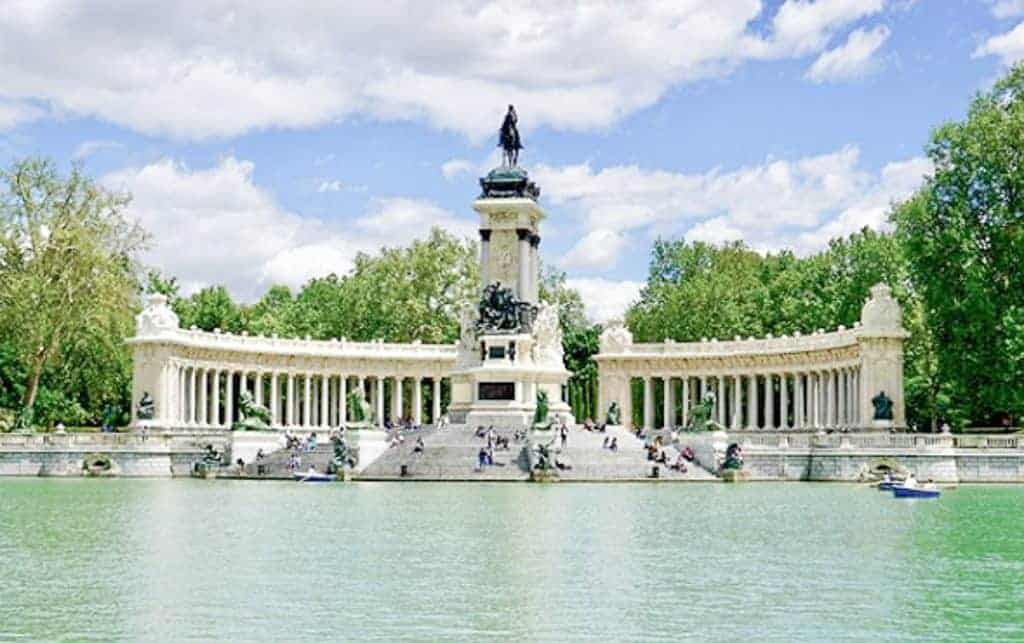 Day Trip To Madrid - Retiro Park