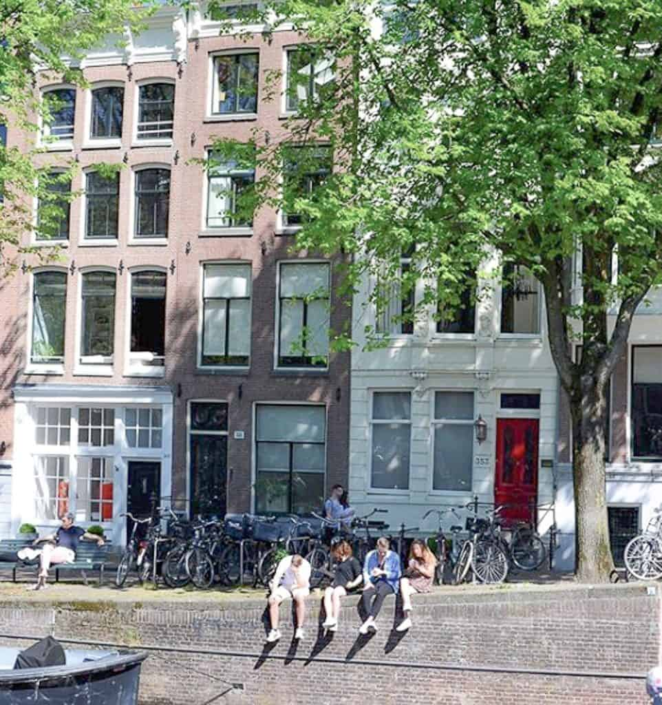 2 Days In Amsterdam - Anne Frank House & Museum