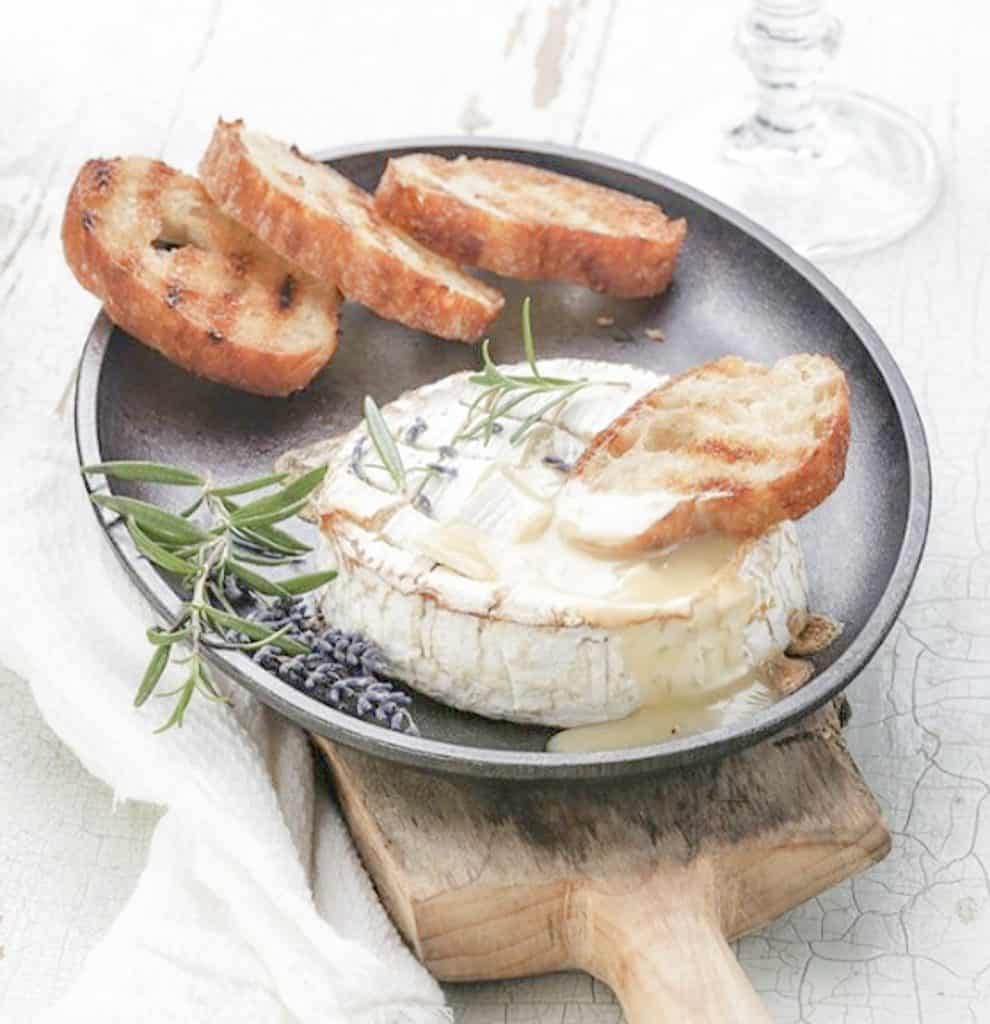 What To Eat In Normandy - Camembert cheese