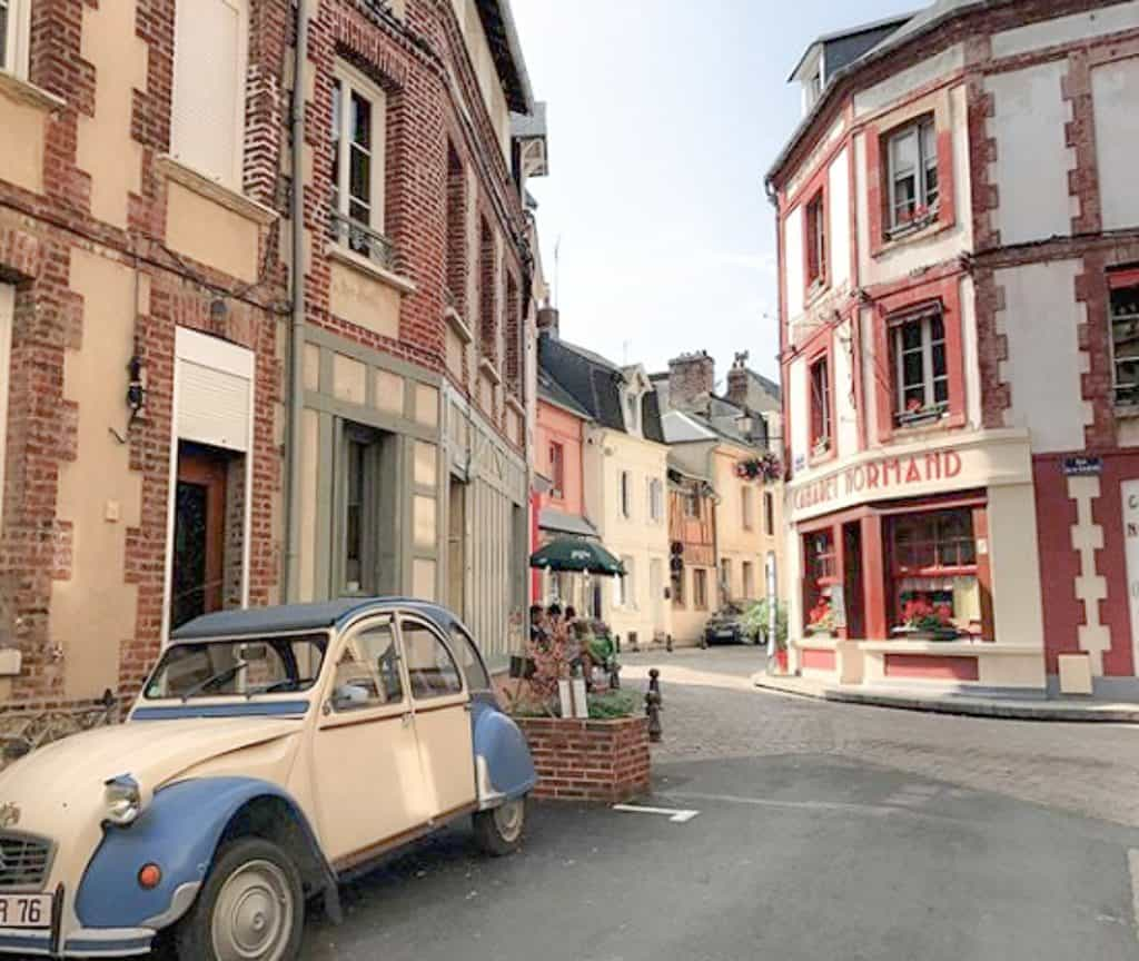 How To Travle In Normandy Area - Travel By Car