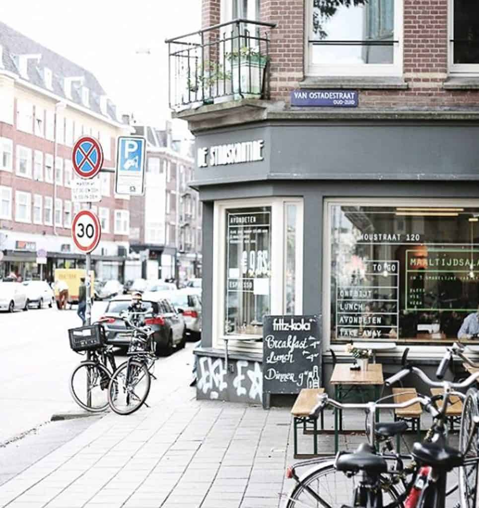 Where To Stay In Amsterdam - De Pijp