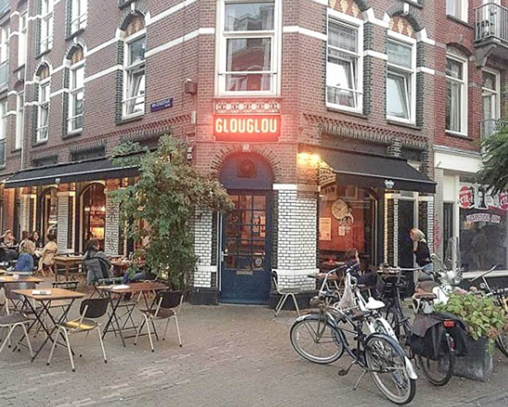 What To Eat In Amsterdam - Glou Glou Wine Bar