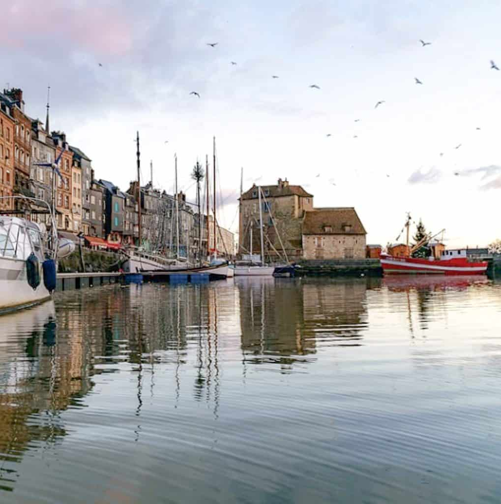 Where To Stay In Normandy - Honfleur Town