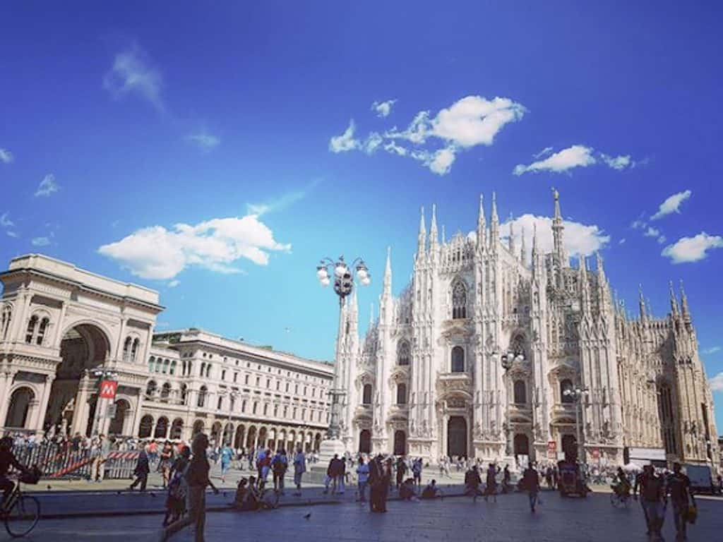 2 Days In Milan - The Duomo
