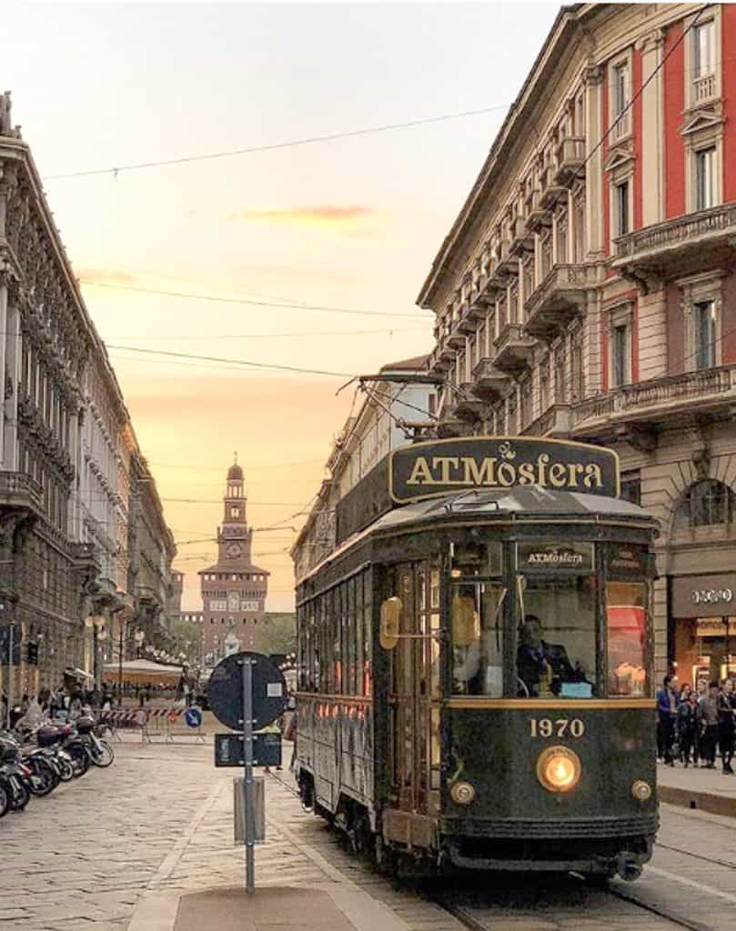 Public Transportation In Milan - INSIDR Milan Transportation Guide