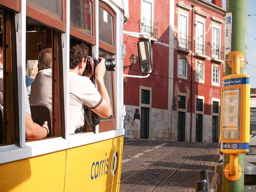 Best Activities In Lisbon - Castle Hill & Miradouro do Santa Caterina View Points