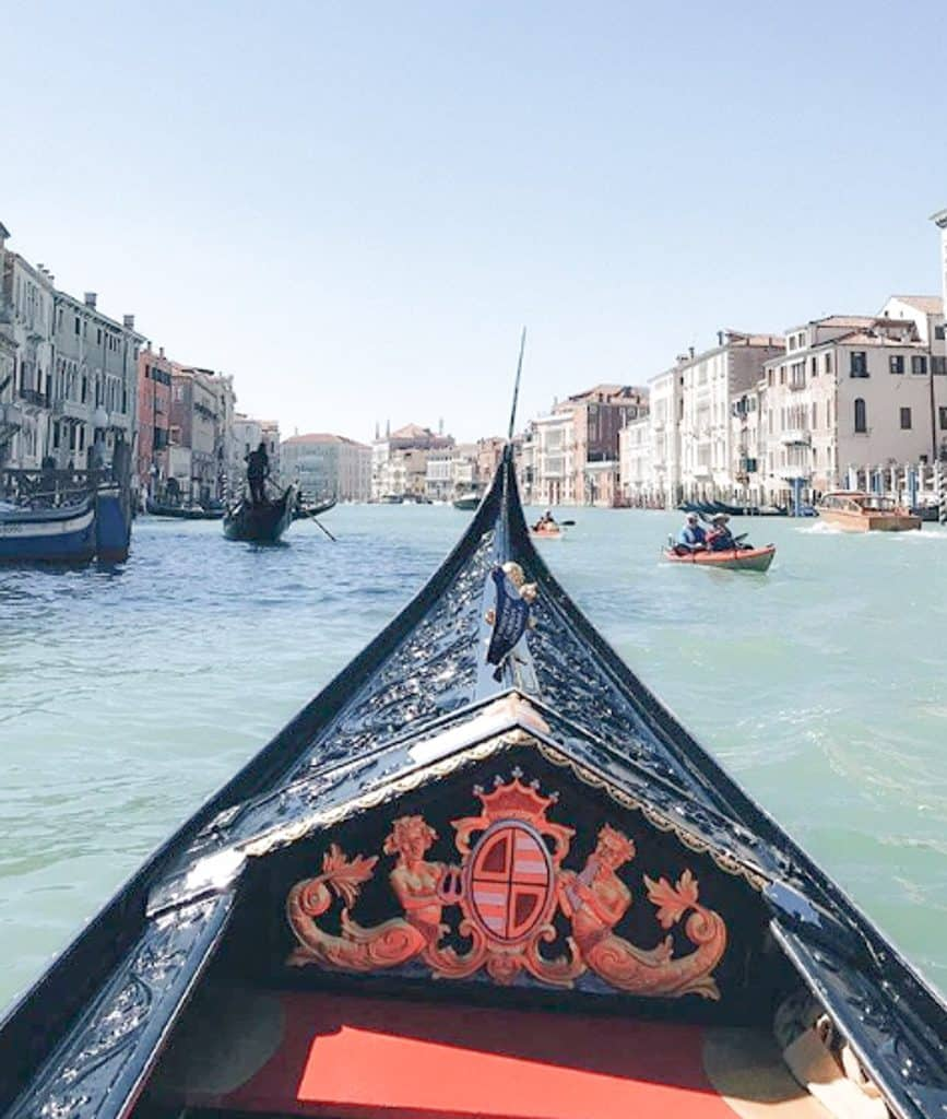 Best Activities In Venice - Vaporetti Water Bus
