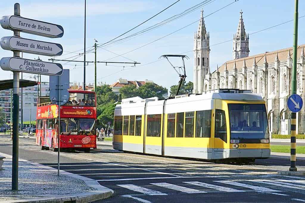 Public Transportation In Lisbon - Tips For Bus System