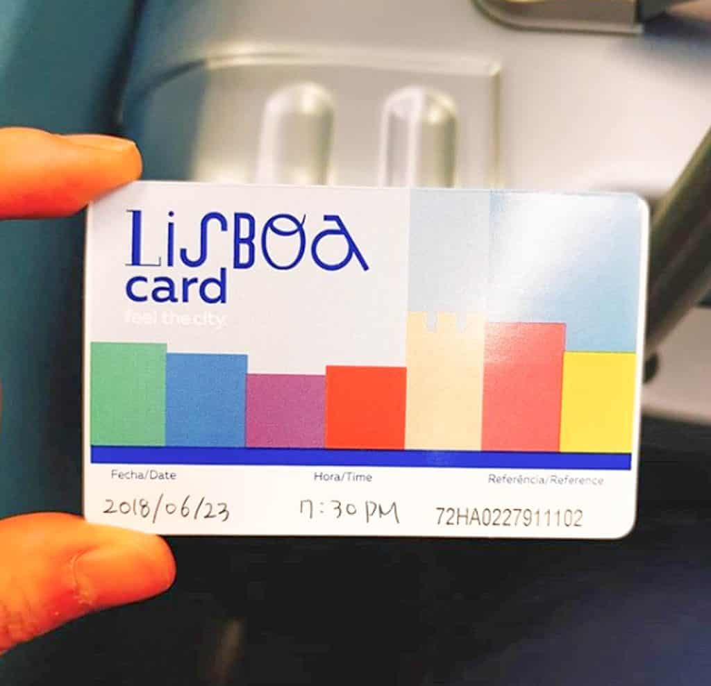 Public Transportation In Lisbon - Tourist Pass