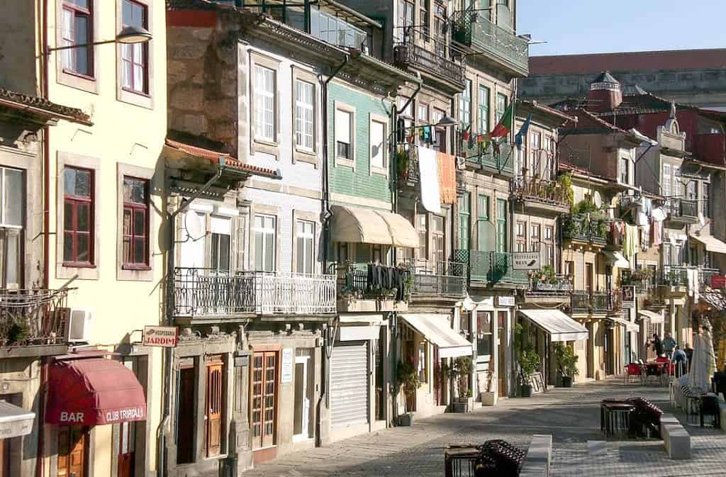 Where To Stay In Porto - RIBEIRA
