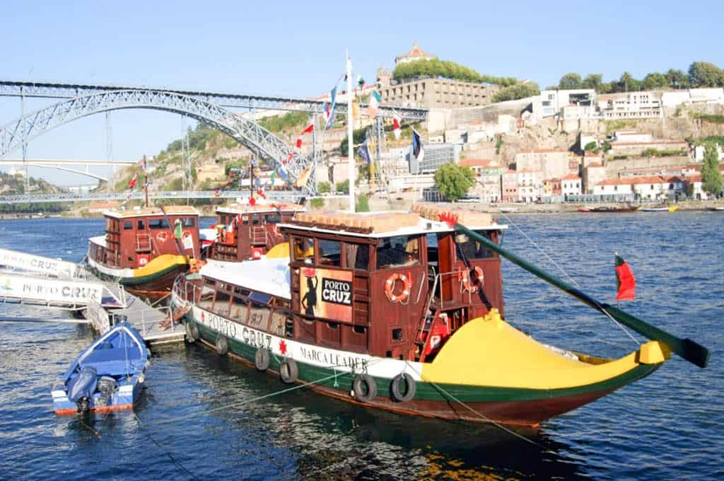 2 Days In Porto - River Duoro Cruise