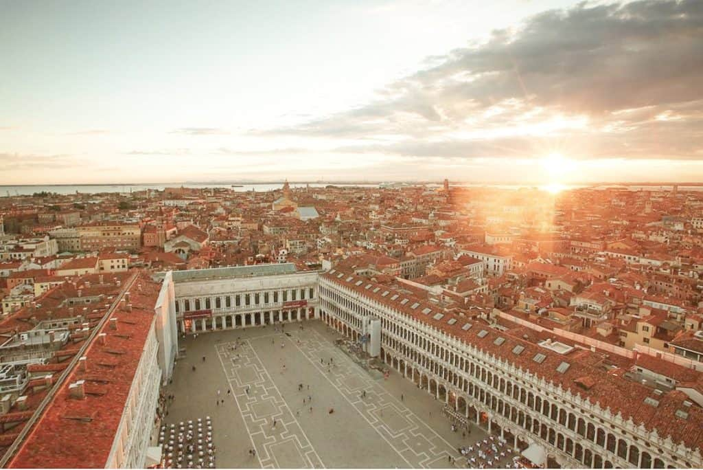 Where To Stay In Venice - San Marco