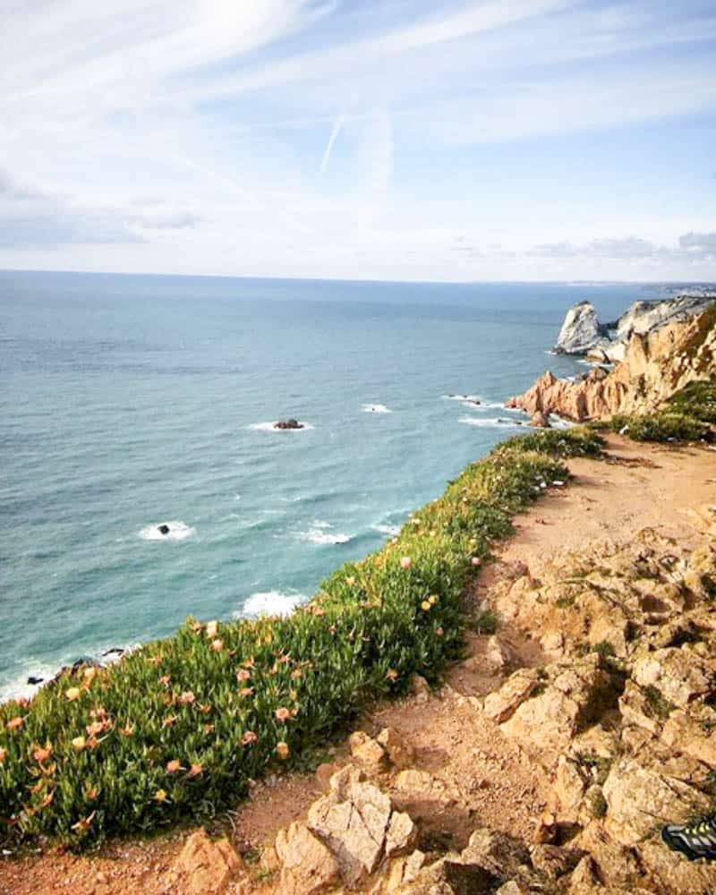 Best Day Trips Outside Of Lisbon - CABO DA ROCA