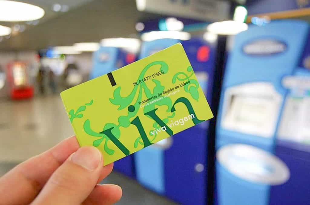 Public Transportation In Lisbon - Transport Pass