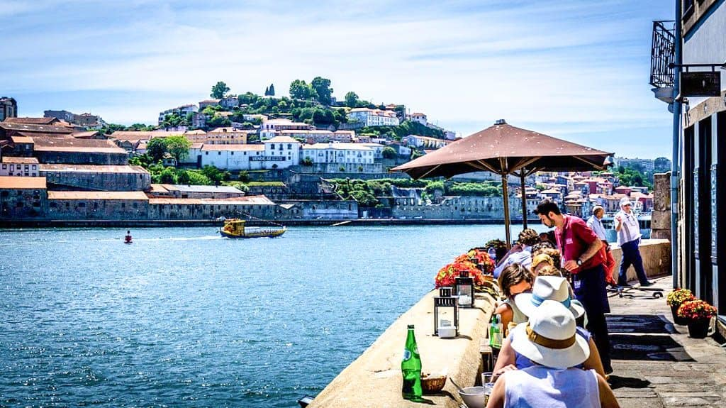 What To Eat In Porto - The Yeatman restaurant