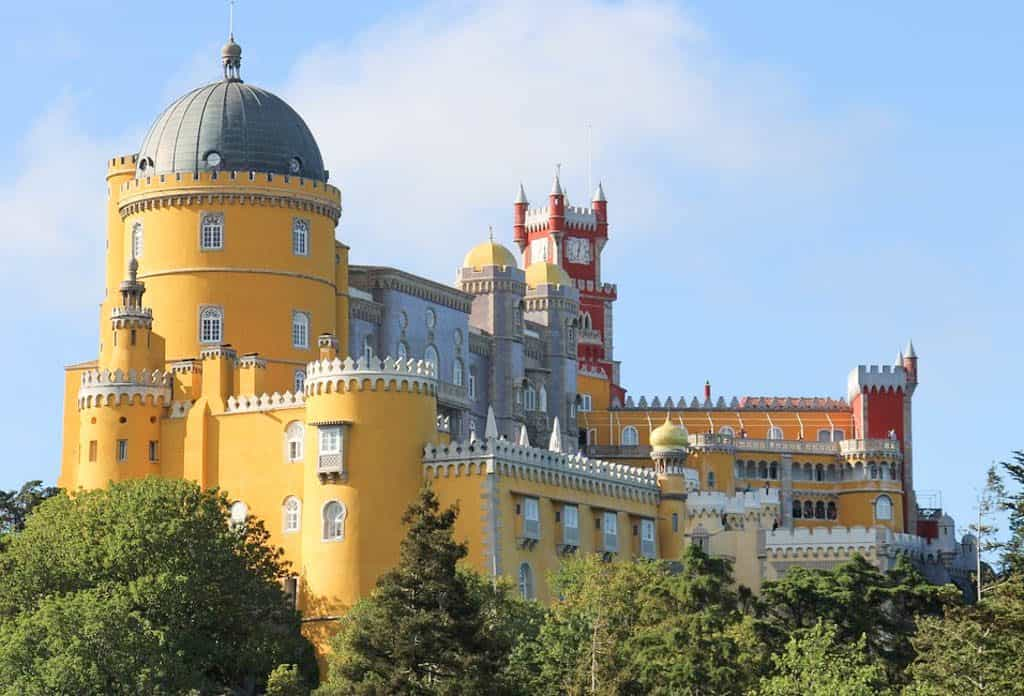 Best Day Trips Outside Of Lisbon - UNESCO World Heritage-listed Sintra