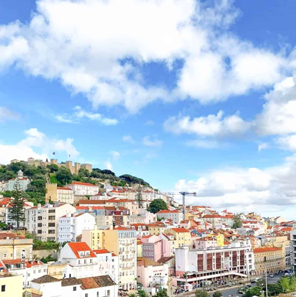 Where To Stay In Lisbon - Liberdade Hotel