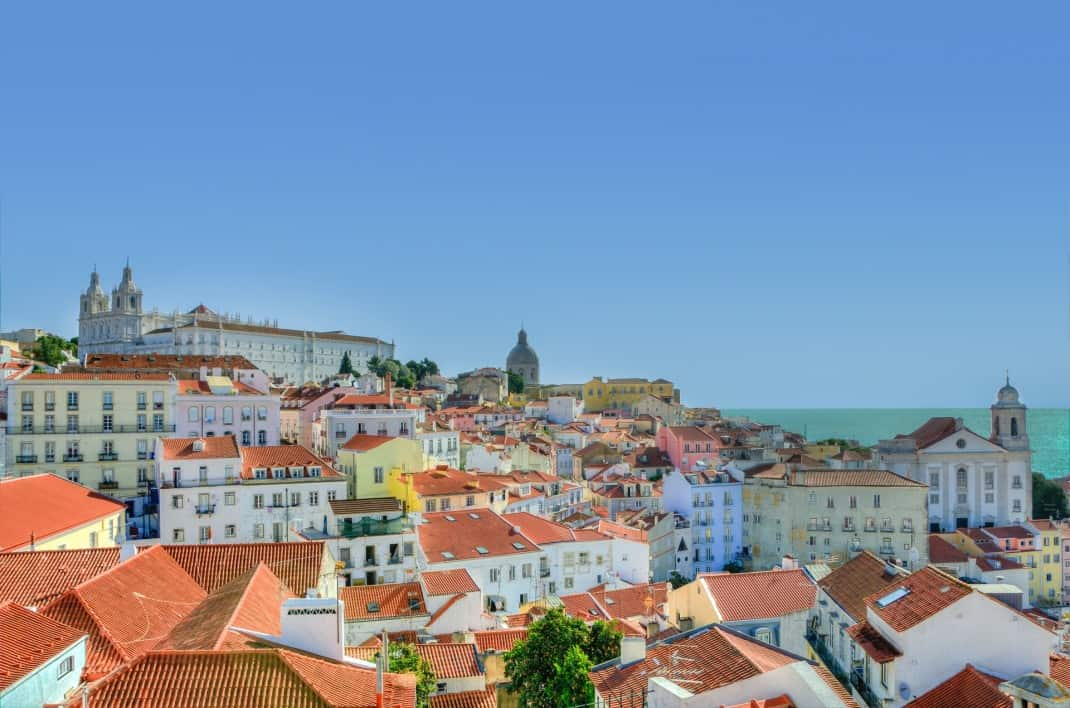 Lisbon' most Instagrammable spots: city views