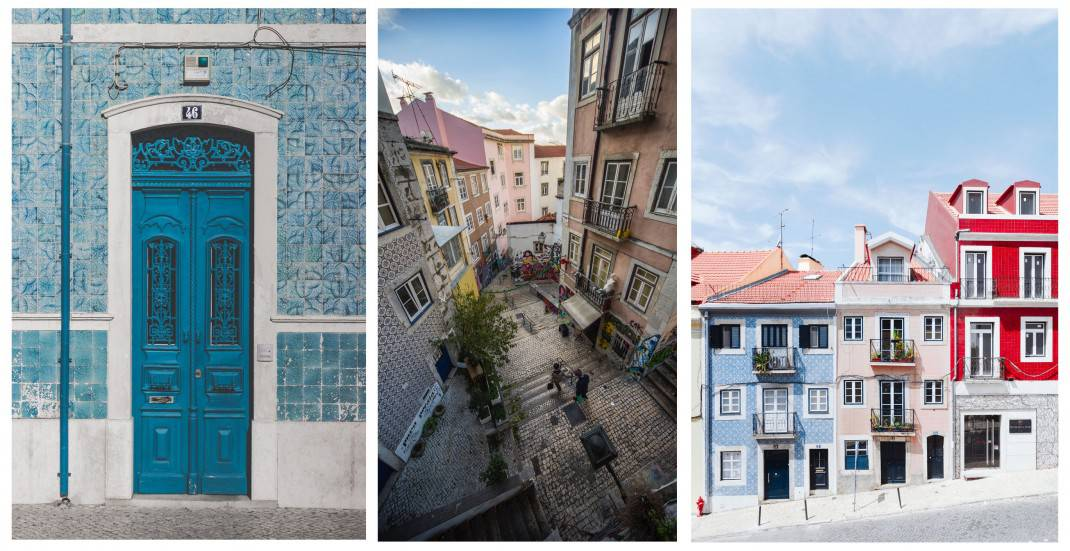 Lisbon' most Instagrammable spots: views of the old town