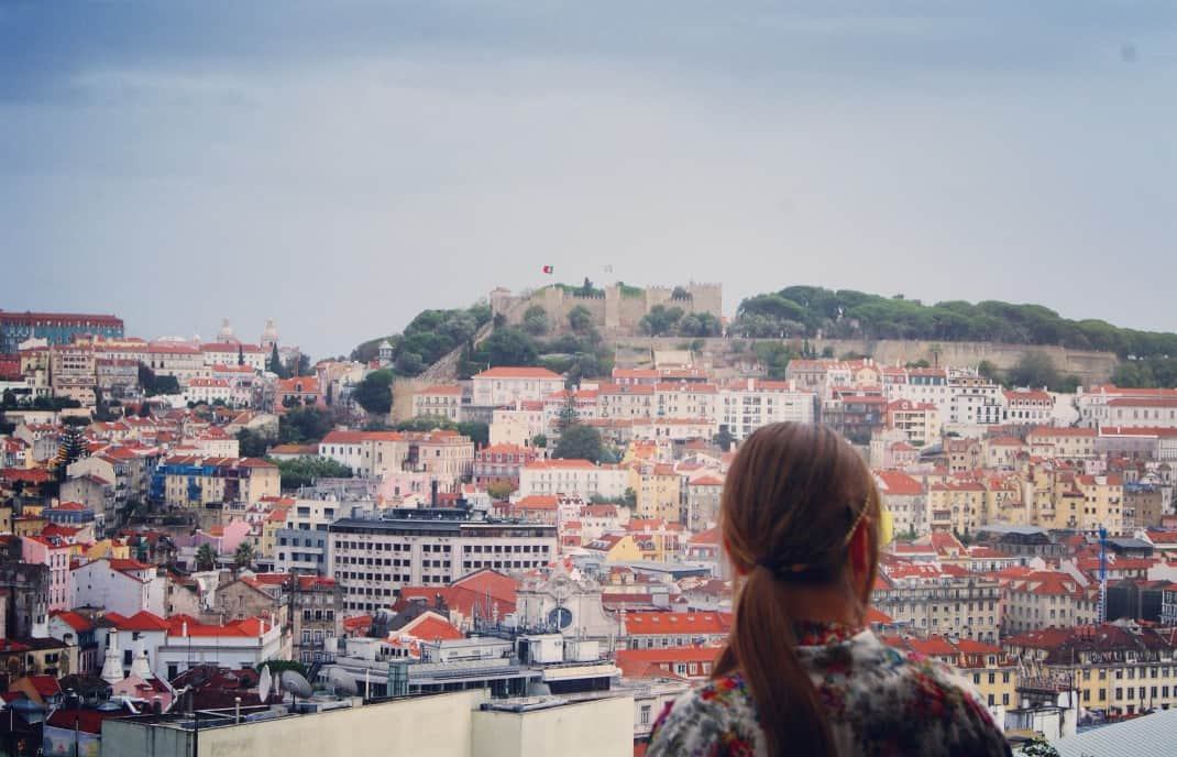 Lisbon most Instagrammable viewpoints with @authenticchica