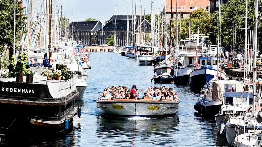 Best Activities In Copenhagen - Canal Tours