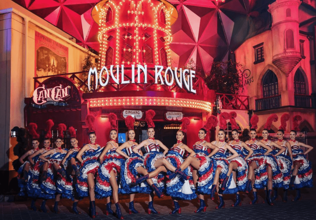 Christmas & New Year Trip In Paris - New Year Show In Moulin Rouge